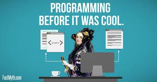 Women In Like A Girl For Tech Message Men – Code