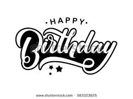 Modern Happy Birthday Clipart Explore Pictures
