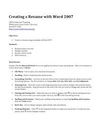 fearsome how to write resume step by make for free a on word hd
