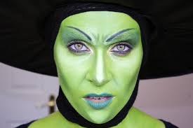 letzmakeup the wicked witch of the west makeup tutorial