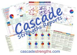 Gallup Charts Cascade Strengths Reports The Coachs Tool For Strengthsfinder