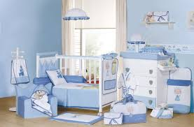 baby room furniture ideas. baby boy room furniture blue nursery interior and ideas for