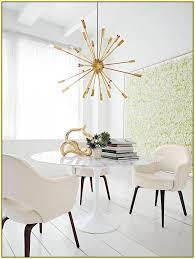 mid century modern chandelier lighting