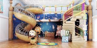 Fun Interior Slides And Swings That Your Children Would Love To Have In  Their Rooms