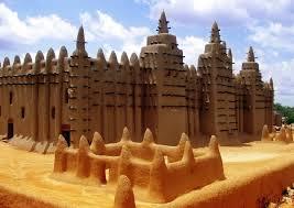 Resultado de imagen de mezquita en mali
