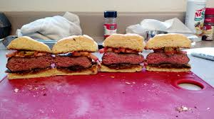 Hamburger Patty Temperature Chart Meat Is Very Pink No Matter What Temp Food Cooking