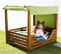 Chesapeake Canopy Dog Bed That is pretty classy for Reagan and ...