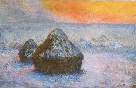 file 1278 wheatstacks sunset snow effect 1890 91 65 3