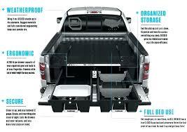Truck Bed Storage Box Truck Bed Storage Decked Storage Truck Bed ...