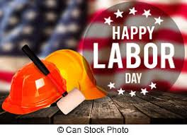 labor day theme labor day banner labor day background patriotic theme stock