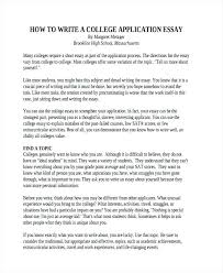 college essay samples ivy league how to start a college application essay examples pdf