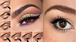 how to apply eye makeup how to apply eyeshadow beauty tips how to apply eyeshadow for beginners part i you