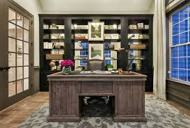 home office trends. Rustic Home Office Furniture Trends Best Decoration