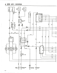ae86 wiring harness solidfonts ae86 ecu wiring diagram and hernes
