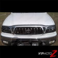 2001 2002 2003 2004 Toyota Tacoma [ALL CAB] Smoke LED DRL Corner ...