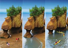 Experience The Bay Of Fundy Tides Ferries