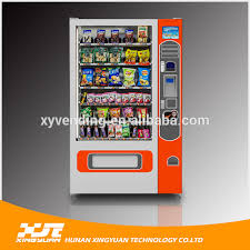 Vending Machine Types Beauteous Xydle48b New Types Drink And Snack Vending Machine With Gprs Buy