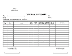 Purchase Request Form Template Excel Purchase Requisition Template Sample Request Form Examples