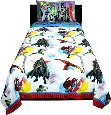 justice league twin bedding justice league comforter dc comics twin sheet set of heroes bedding justice