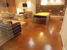 san antonio concrete floor