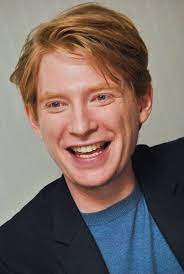 James asks domhnall gleeson about again taking on the role of general hux for the upcoming star wars: Domhnall Gleeson At The Hollywood Foreign Press Association Press Conference For Peter Rabbit Held In Los A Domhnall Gleeson Star Wars Actors Hollywood Actor