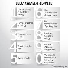 biology assignment help to solve biology questions biology assignment help online