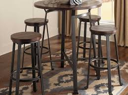 Pub Style Bistro Table Sets Bar Stools Pretty Design Bistro Table And Stools Set Decor Bar