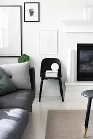 Black and white chairs living room Modern Photo By Foxy Oxie Interior Design Ideas 75 Delightful Black White Living Room Photos Shutterfly