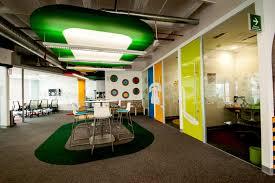 google office slide. Space-google-mexico-designboom02 Open Office Area Google Slide