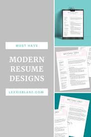 Personalize Your Resume With A Custom Resume Template 2018 Means