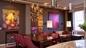 Dramatic Colorful Dining Room Design Ideas Youtube