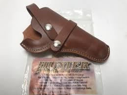 hunter company leather belt holster taurus judge 3 barrel 1170 000 111453