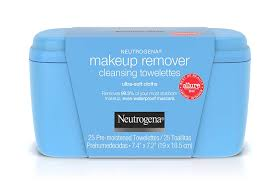 1neutrogena makeup remover cleansing towlettes best overall