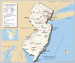 download map usa new jersey  major tourist attractions maps