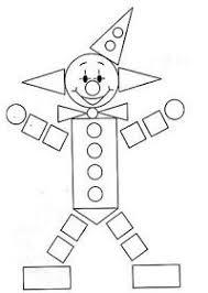 Resultado de imagen de dibujos con figuras geometricas