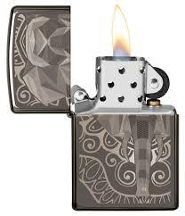 <b>Зажигалка Elephant Fancy</b> Fill Design ZIPPO 49074