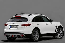 infinity 4x4. infiniti qx70 by gets sportier looking ultimate version for infinity 4x4