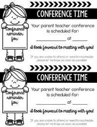 Parent Teacher Conferences | Teacher Conferences, Elementary Teacher ...