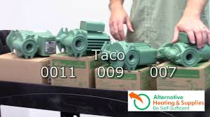 Taco Pump Sizing Chart How To Size Your Pump For An Outdoor Wood Boiler System Chapter 2