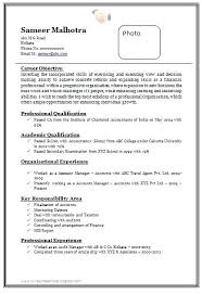 sample resume in word format download ideas of sample resume format doc  download on description resume