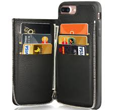 Mens Designer Phone Cases Iphone 7 Lameeku Leather Zipper Case