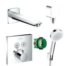 hansgrohe shower head clubmaster parts axor cleaning air review