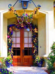 mardi gras decoration ideas house house interior