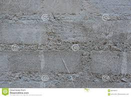 De Grijze Baksteen En Cement Oude Muur Voor Behang Stock Foto