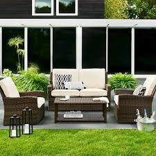 wicker patio furniture. Simple Patio Inside Wicker Patio Furniture O
