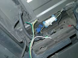 how to connect trailer wiring 2003 chevy s 10 pickup 9 steps How To Splice Trailer Wiring Harness how to connect trailer wiring 2003 chevy s10 how to splice trailer wiring harness