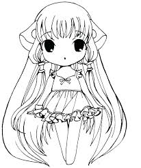 Amazing Coloring Page Anime Girl Pages Color Angel 3 Pokemon Boy