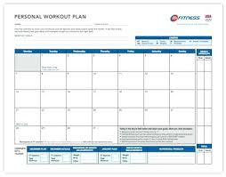Workout Table Template Resistance Training Program Template Weight Workout Log