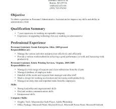 Career Resume Examples Delectable A Good Resume Example Customer Service Objective For Fascinating