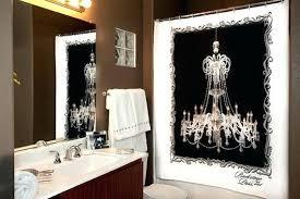 chandelier shower curtain brilliant design chandelier shower curtain intricate black and white chandelier shower curtain target